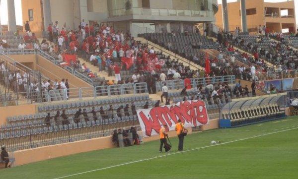 CL 2011 Wydad 3 - 0 Simba (Winners en Egypte)