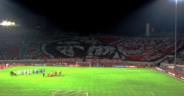 CR Officiel Wins 05 WAC - ENYIMBA : Le Maroc joue sous nos couleurs