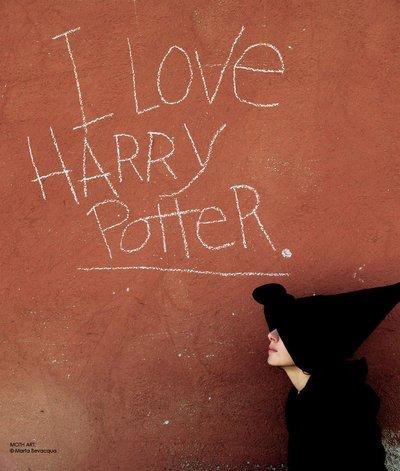 Harry Potter, le dernier volet de la saga...