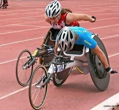 L'athlétisme handisport à l'honneur