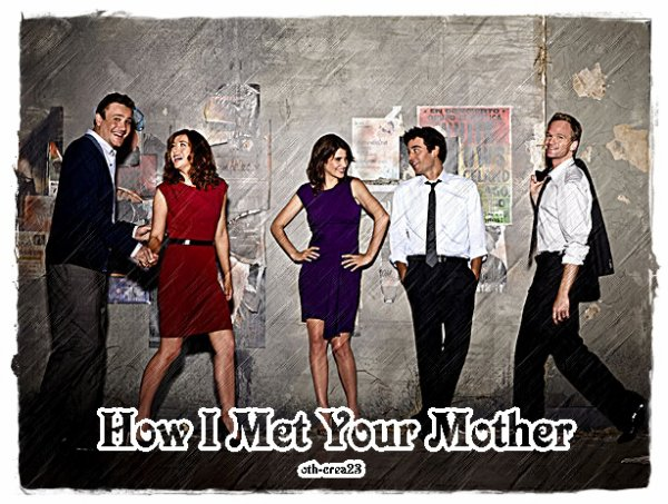 How I Met Your Mother Newletter