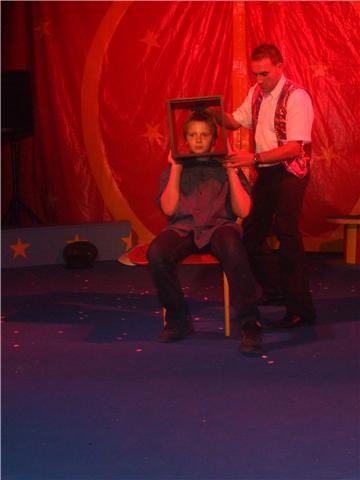 Portes ouvertes de l'école de cirque le 12 septembre 2009