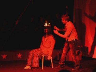 Journée portes ouvertes du cirque va et vient en septembre 2010