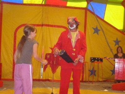 Un petit peu de Magie au cirque Azuria