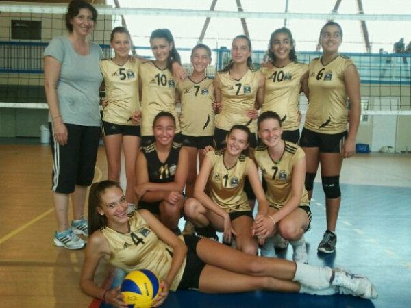 Volley-Ball !