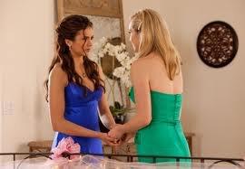 Saison 1 épisode 19 Elena et Damon dance
