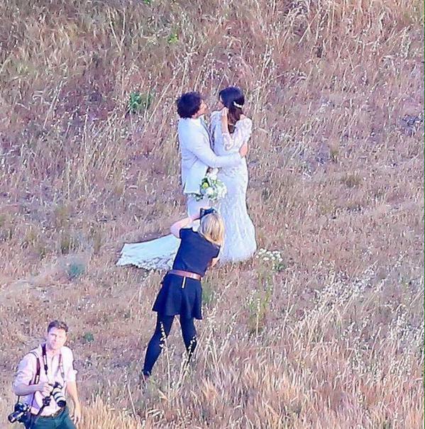 Ian Somerhalder marié : La star de Vampire Diaries a épousé sa belle Nikki Reed