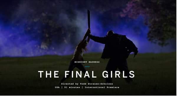 Nina Dobrev dans le trailer officiel de Final Girls