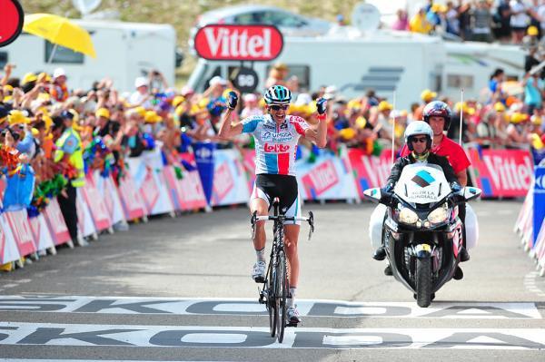 Tour de France 2011 : Etape 14