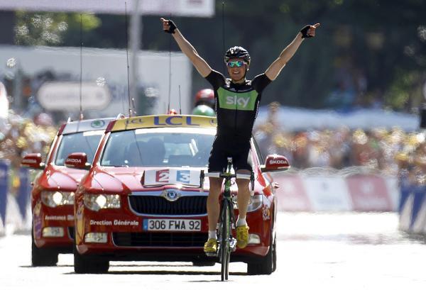 Tour de France 2011 : Etape 17