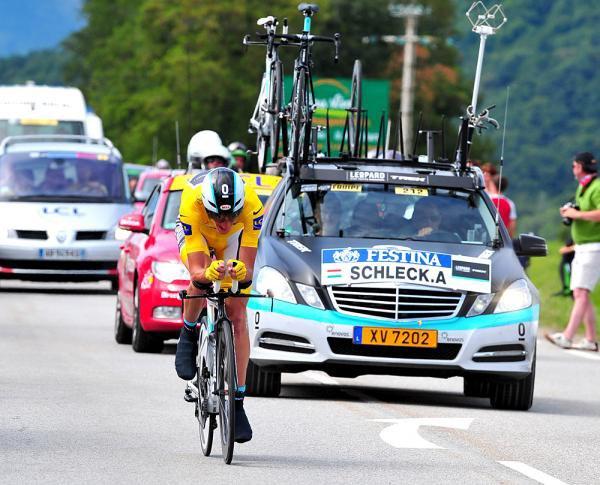 Tour de France 2011 : Etape 20