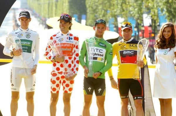 Tour de France 2011 : Etape 21
