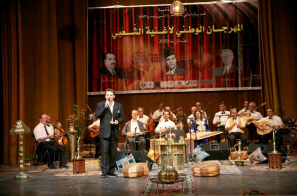 Les journées pédagogiques du festival  culturel national de la chanson chaâbi  se tiendront du 22 au 24 Mars 2011, à Béjaia en hommage au regretté Abdelkader Trabelsi
