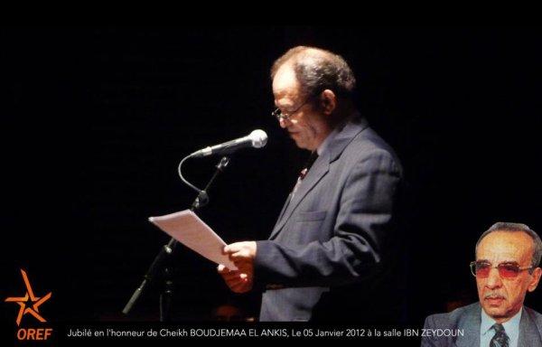 Un jubilé pour Cheikh El Hadj Boudjemâa El Ankis