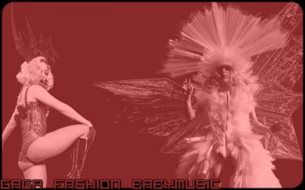 WELCOME IN GaGa-Fashion-BabyMUSIC !