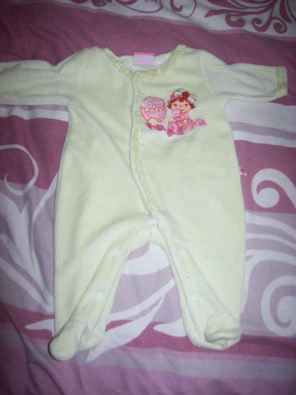pyjama de naomie