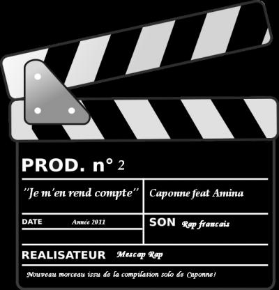 """""""Je m'en rend compte"""" (Caponne) 2011 (2011)"""