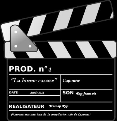 """""""La bonne excuse"""" (Caponne) 2011 (2011)"""
