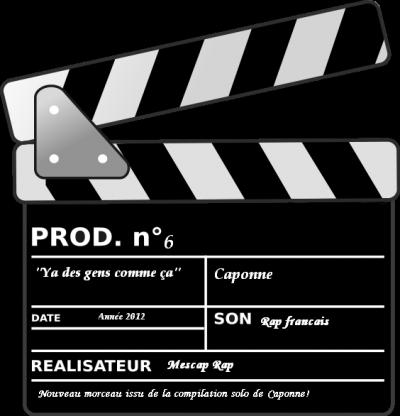 """""""Ya des gens comme ça"""" (Caponne) 2012 (2012)"""