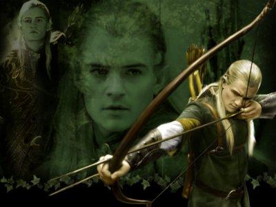 Legolas et Thranduil