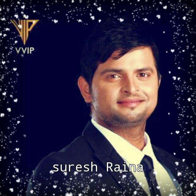 Suresh Raina In Different Hair Style Suresh Rainas Blog