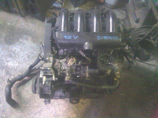 changement de moteur