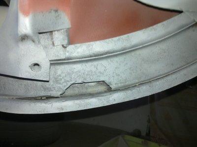 restauration des bas de caisse et des longerons ( 2 )
