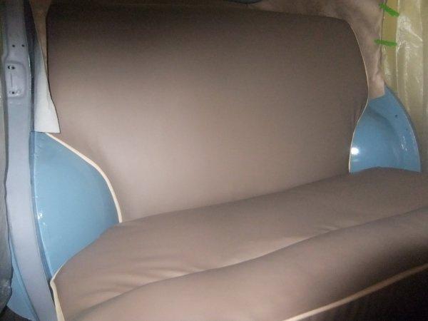 la sellerie 3 partie (les sièges )