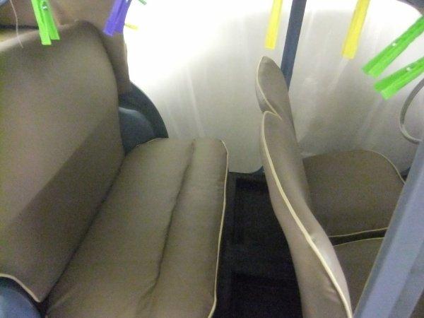 la sellerie 4 partie (les sièges )