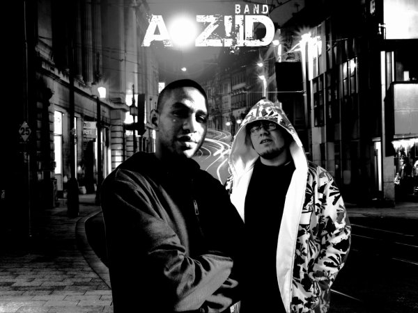A-AZIID BAND