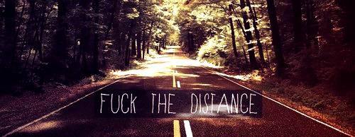 Fuck la distance