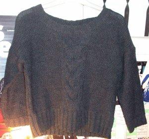 Haut : Pull en laine