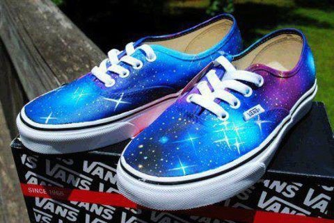 # Vans Galaxie