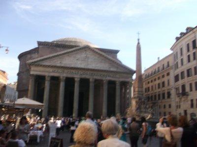 rome:le pantheon