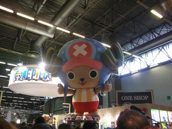 Japan Expo, jeudi 5juillet 2012