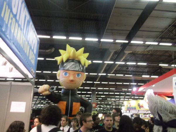 Japan Expo, jeudi 5 juillet 2012