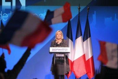 VOTEZ POUR MARINE EN 2012 !!!