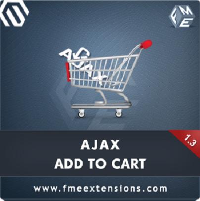 Magento Ajax Shopping Cart Module