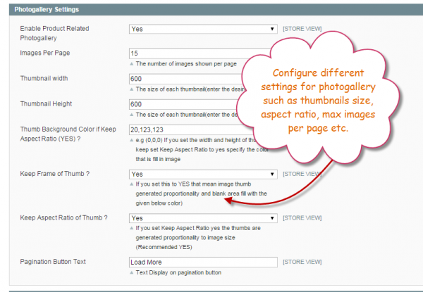 FME Photo Gallery | Magento Product Image Extension