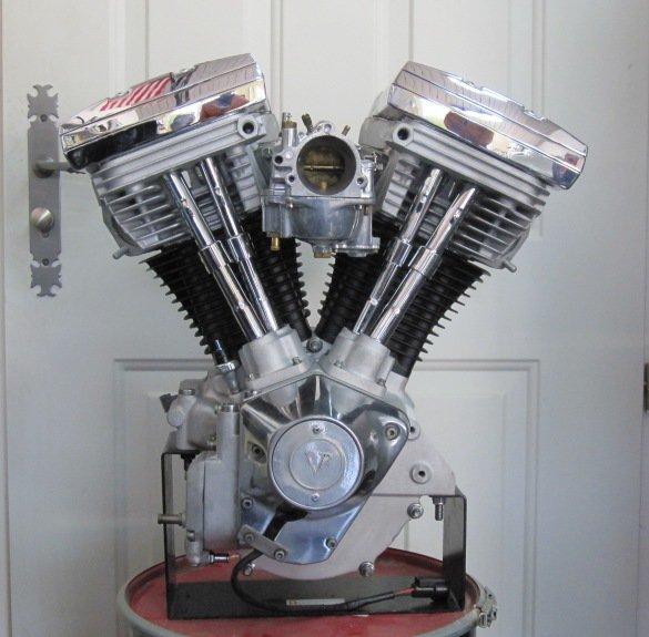 remontage moteur 1340 de 1996
