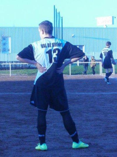 ma passion le foot :)