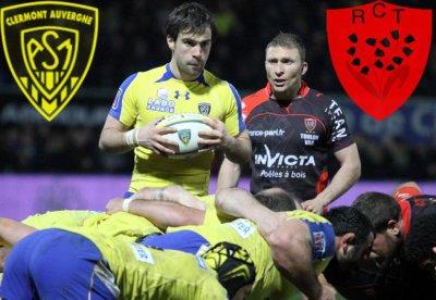Clermont 19- Toulon 12