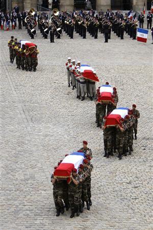 hommage a tous ces soldat mort pour la france