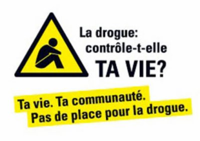 PREVENTION CONTRE LA DROGUE - CHAPITRE 2 : LES LOIS