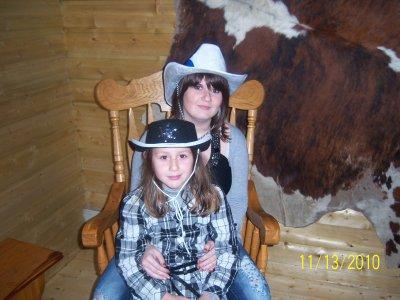 ma petite belle soeur & moi