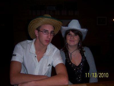 mon homme & moi a la soirée country