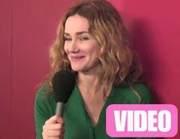 Marine Delterme interview vidéo