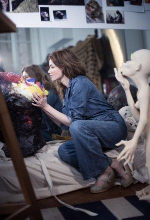 """Interview de Marine Delterme pour Tv Mag , Février 2013 ! Et la date de diffusion de """" Berthe Morisot"""""""