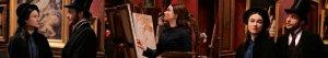 """Presse : Marine dans Marie-Claire ( beauté) et dans Paris-Match grande interview sur son personnage de Berthe Morisot :Rappel : Samedi 16 Février """"Berthe Morisot"""" sur France 3 !"""