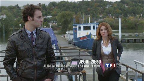 """Alice Nevers """"Jeudi 30 mai """" Trop d'amour !"""
